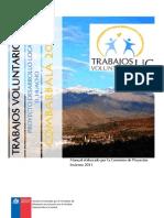 Proyecto Desarrollo Local El Huacho Combarbalá 2011