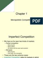 Monopolistic Competition Final