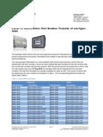 EasYgen-3000 Part Number Transfer Notification 20100728