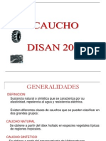 Generalidades Del Caucho