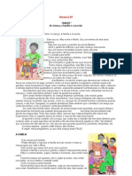 Espiritismo Infantil História 07