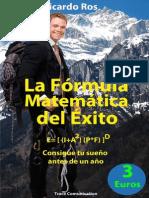 Ricardo Ros La Formula Matematica Del Exito