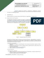 GYM.SGP.PG.12 - Organización e Infraestructura