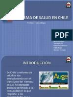 Reforma de La Salud en Chile