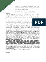 Evaluasi Penatalaksanaan Asuhan Gizi (Nutrition Care) Pada Balita Kurang Energi Protein (Kep) Di Rsud Ulin Banjarmasin (Lengkap).Ps