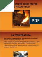 Exposicion Temperatura