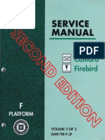 98 Service Manual Volume 2 of 3 Chassis