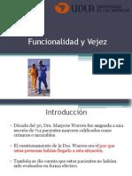 Clase 3 Geriatria Funcionalidad y Vejez 2011
