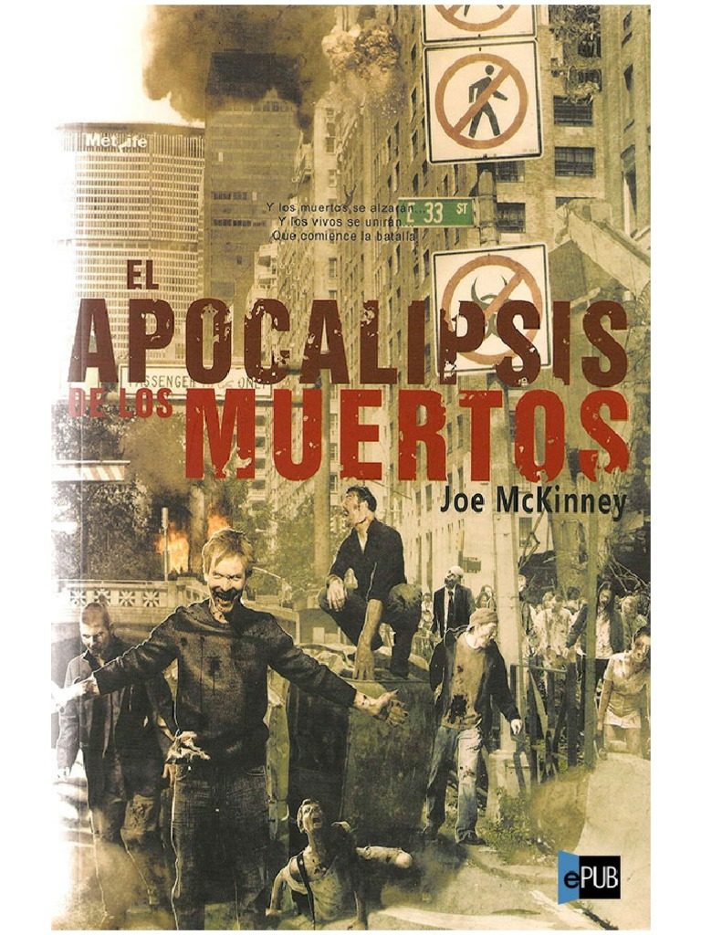 El Apocalipsis de Los Muertos de Joe McKinney v1.0