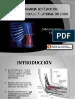 Clase Epicondilalgia 2012