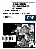 Poder Politico y Clases Sociales en El Estado Capitalista Nicos Poulantzas