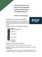Questinário citogenética 1