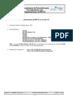 SD09 - Procedimentos para implementação MP135