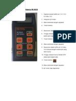 Kalibrasi pH Cond Meter