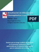 Actualizacion CMV Osorio Univalle Nov 2012