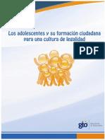 Guanajuato Los Adolescentes y Su Formacion a.E.