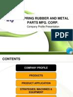 Company Profile Presentation Full Export
