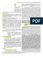 Judicial Review Notes