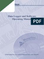 MadgeTech Software Manual