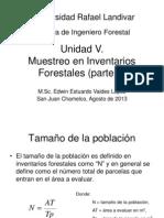 5 Muestreo Forestal Parte 2