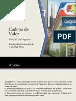 Trabajo Final e Jose Humberto Sanchez Lopez Cadena de Valor