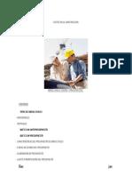 Costos en La Construccion Juve
