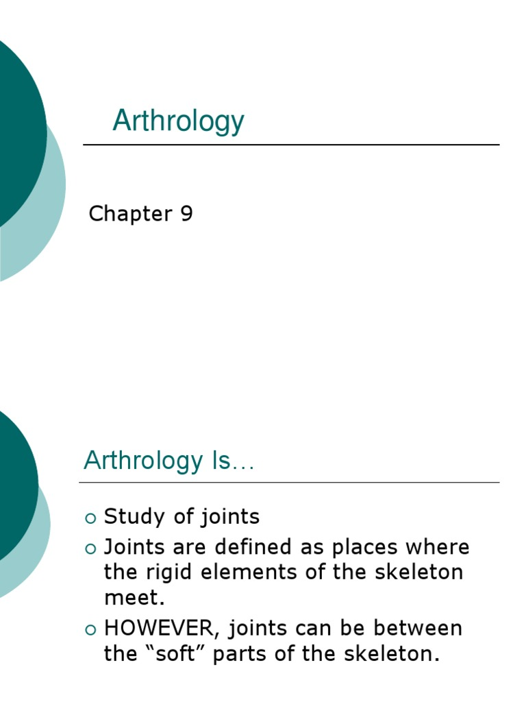 Arthrology Lincoln   Anatomical Terms Of Motion   Joint