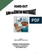 ilmu kesehatan masyarakat di Indonesia