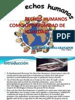 derechoshumanoscomooportunidaddeigualdad-130425093230-phpapp02
