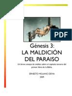 Genesis 3 Maldicion Del Paraiso