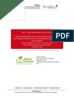 TECNOLOGÍA DE PRODUCCIÓN DE INOCULANTES DE Azospirillum Y FACTIBILIDAD ECONÓMICA DE SU APLICACIÓN AGRÍCOLA EN CULTIVOS SELECCIONADOS
