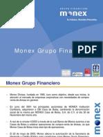 Presentacion Monex Español