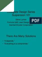 Suspension 101