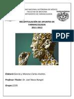 Compendio Farmacología