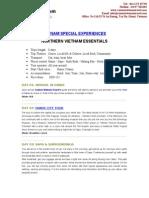 Vietnam Special Experiences - Northern Vietnam Essentials