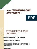 Sostenimiento Con Shotcrete