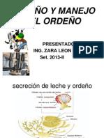 ORÑENO VACA LECHERA 2013-II