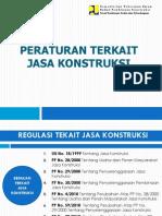 kriteria Jasa konstruksi