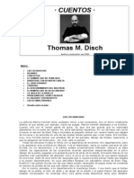 Disch, Thomas M. - Seleccion de Relatos(v.2)
