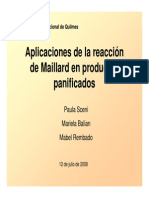 Presentacion Reaccion de Maillard