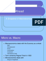 Macro Economics Basics (For Beginners)