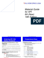 Material Specification Guide