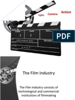 Indian Film Industry Presentation