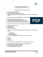PCE Sample Question - SET 1 (BM)