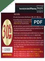 30% DiscountVoucher_SD398090