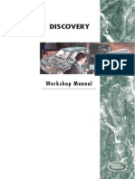 Land Rover Discovery Workshop Manual
