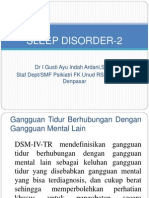 Sleep Disorder 2