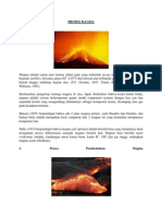 Proses Magma