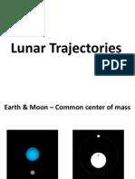 Lunar Trajectories