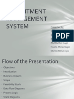 Recruitment Management System